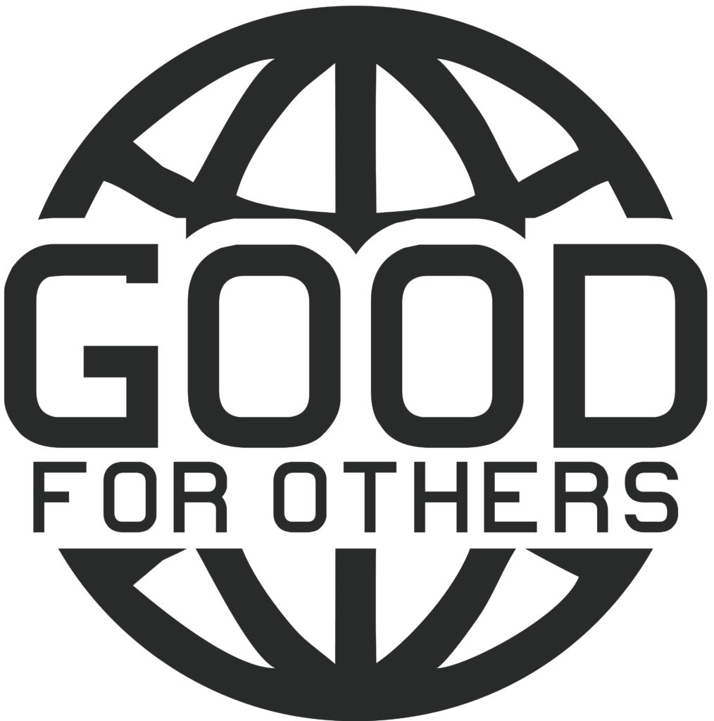Good For Others Logo John Valencia Consulting Services